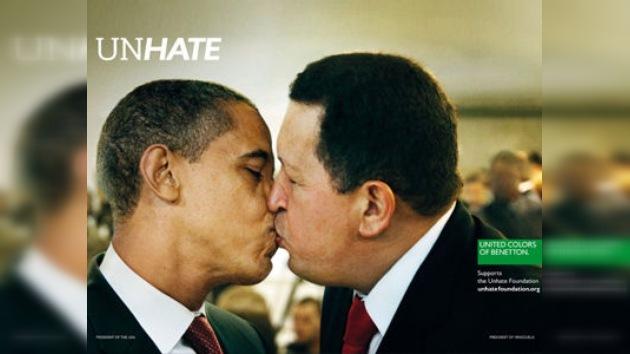 ¿Por qué no te besas?: Provocativa campaña de Benetton indigna a la Santa Sede