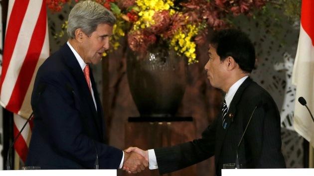 EE.UU. promete defender a Japón de China en el marco de las disputas territoriales
