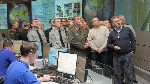 Rusia coordinará la Defensa desde un nuevo Centro de Gestión
