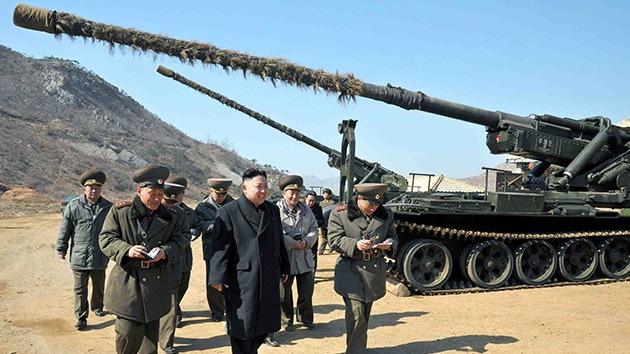 Pyongyang podría atacar Seúl este año, opinan los expertos