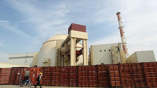 Rusia está dispuesta a construir en Irán ocho nuevas plantas de energía