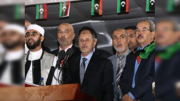El CNT libio exige su lugar en la ONU