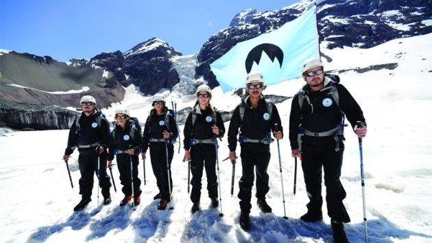 Greenpeace crea una nueva 'república' dentro de Chile