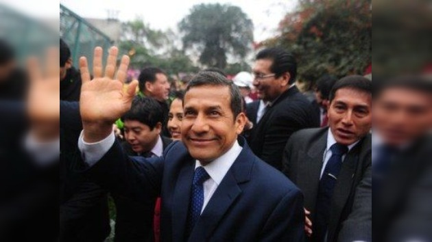El 70% de los peruanos aprueba la política de Ollanta Humala