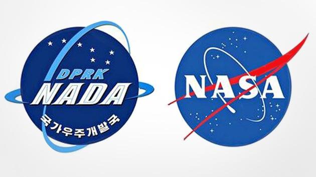 Un logotipo que no sale de la NADA: Corea del Norte imita la imagen de la NASA
