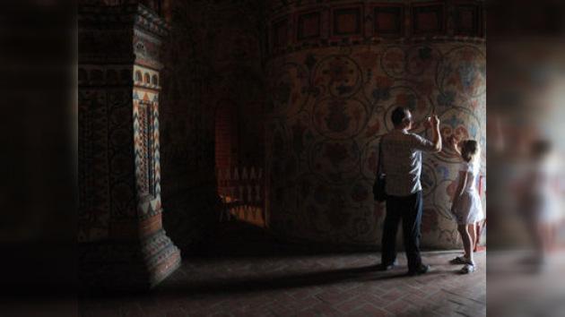 Desvelan los secretos bajo tierra del zar Iván el Terrible