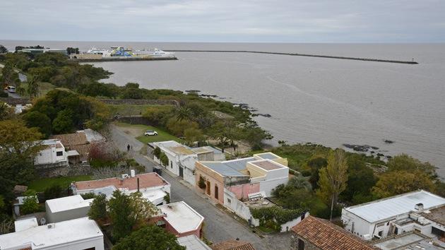 Mujica ofrece una salida al mar a Paraguay y Bolivia