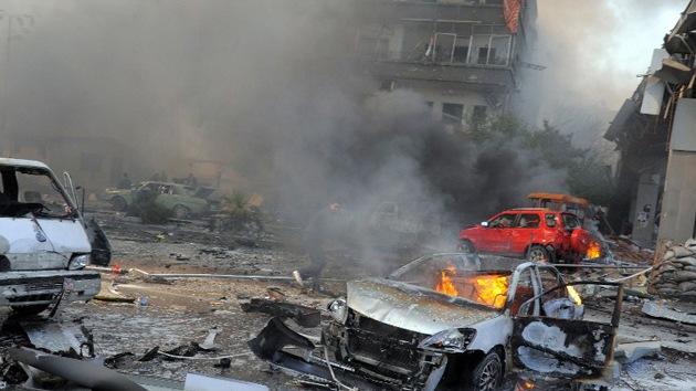 """Brahimi: """"El atentado en Damasco constituye un 'crimen de guerra'"""""""