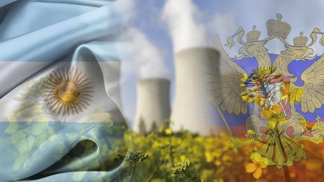 Rusia, entre los países candidatos para construir una central nuclear en Argentina