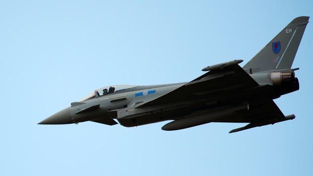 El Reino Unido podría desplegar sus aviones de combate en el Golfo Pérsico