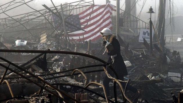"""Medios: """"Sus propios defectos llevarán a EE.UU. a la ruina, no China"""""""