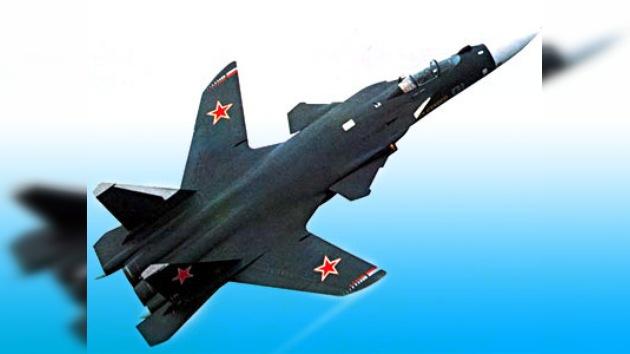 Caza ruso de quinta generación podría realizar su primer vuelo en diciembre