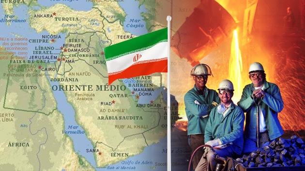 Irán ya es el mayor productor de acero en Oriente Medio