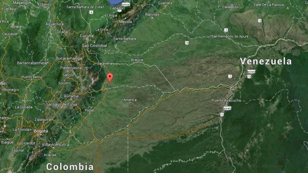 Un sismo de magnitud 5,7 sacude Colombia