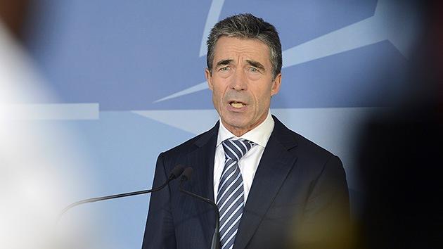 Rasmussen: La OTAN está preparada para defender a Turquía contra un ataque