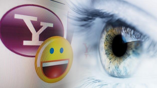 Reino Unido espió a través de las cámaras web de millones de usuarios de Yahoo