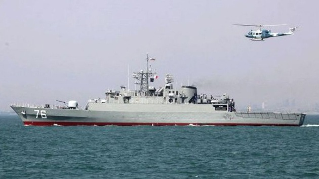 La Armada de Irán presentará su nuevo destructor modificado en noviembre