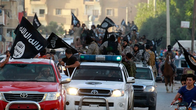 """Periodista: """"El objetivo de EE.UU. en Siria es Bashar al Assad, no el Estado Islámico"""""""
