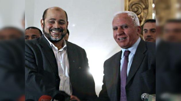 Al Fatah y Hamás logran acuerdo para formar un gobierno transitorio