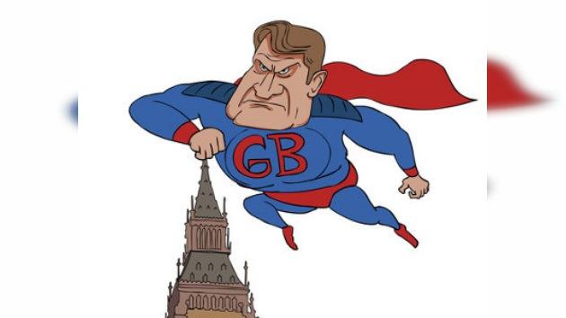 Gordon Brown encabeza la lista de varones peor vestidos de GQ