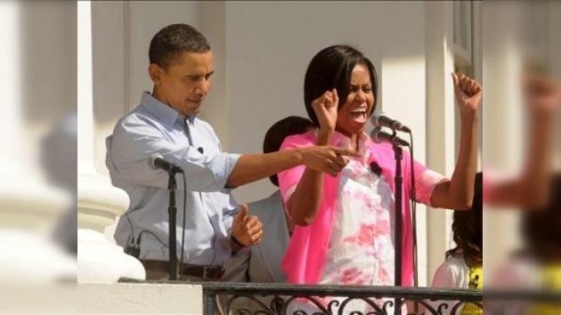 Los impuestos de los Obama en 2009 ascienden a 1,79 millones de dólares