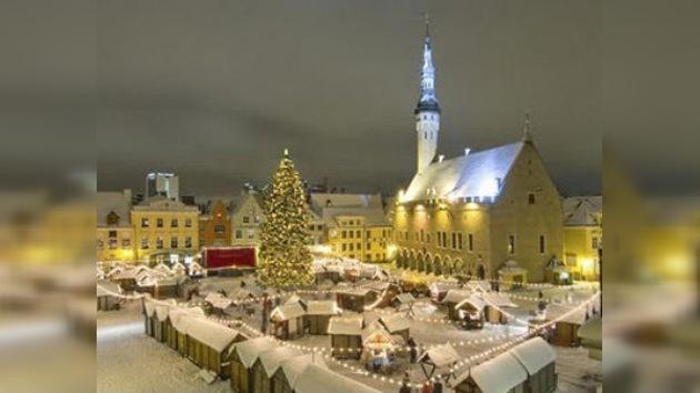 Estonia. ¿Patria del primer árbol navideño adornado?