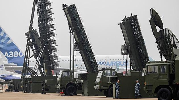 China apunta sus misiles al espacio