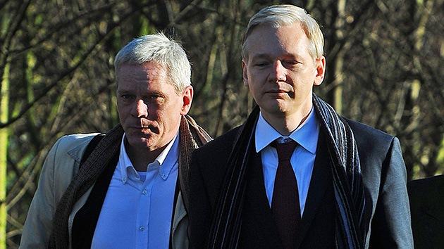 """Portavoz de WikiLeaks a RT: """"Si extraditan a Assange, EE.UU. lo tratará como a Al Qaeda"""""""