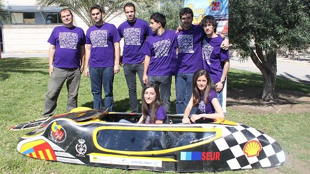 Crean un auto capaz de recorrer 2.000 kilómetros con un litro de combustible