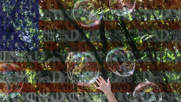 ¿Cuándo estallará la burbuja en el mercado de valores de EE.UU.?