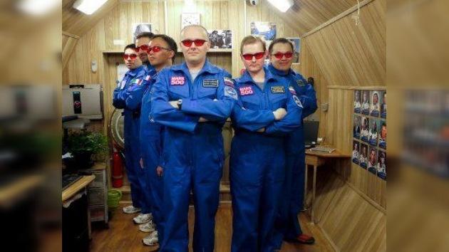 El Mars-500 ya está en la Tierra
