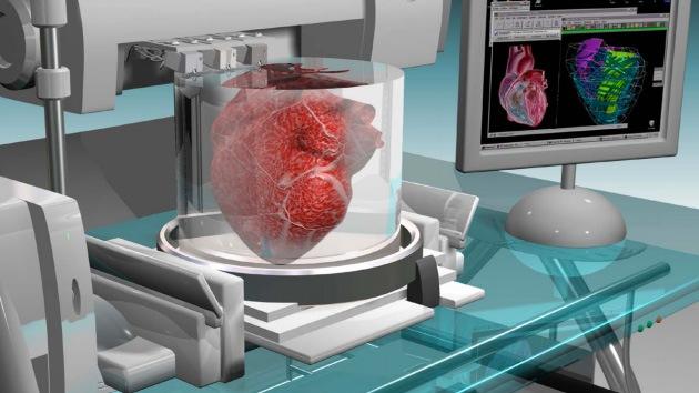 Rusia apuesta por la bioimpresión en serie de órganos humanos