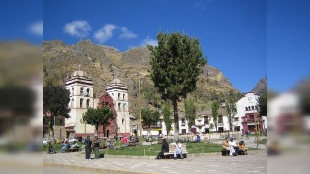 En Perú inauguran homenaje a las víctimas de violencia