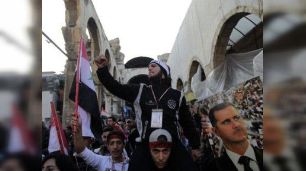 """El referendo en Siria reflejará """"la legitimidad del Gobierno"""""""