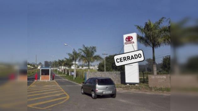 Toyota cierra una planta en Brasil por el desabastecimiento de piezas