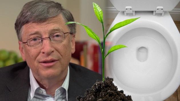 Bill Gates: Necesitamos una revolución del inodoro
