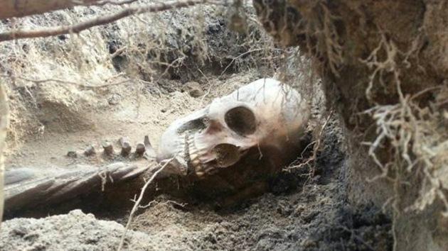 Encontrar restos arqueológicos en el jardín sale caro en Canadá