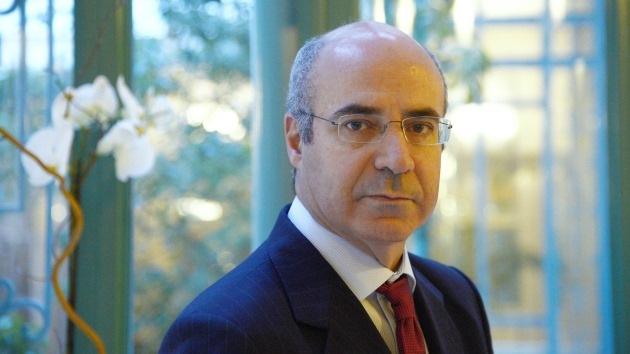 Rusia anunciará una búsqueda internacional del jefe de Hermitage Capital