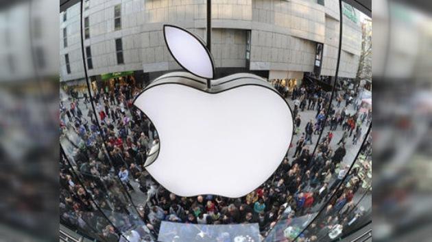 Apple dispone de más dinero que el gobierno de los Estados Unidos