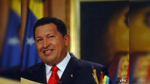 Chávez está creando una nueva fuerza policial en Venezuela
