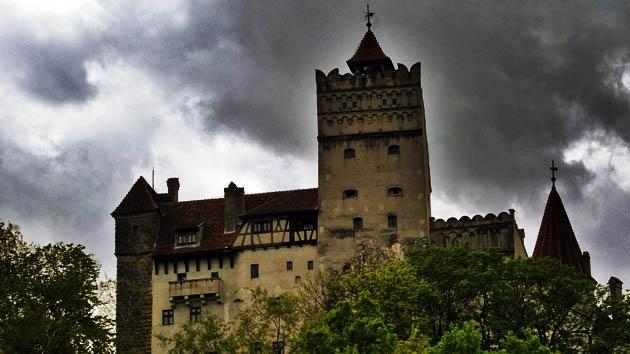 Ponen a la venta el castillo de Drácula en Rumanía