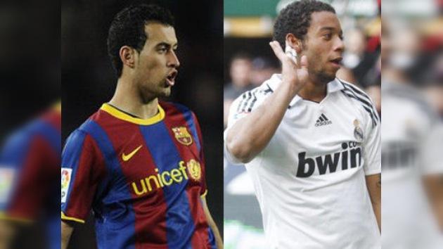 La UEFA podría sancionar a Sergio Busquets por insultos racistas hacia Marcelo