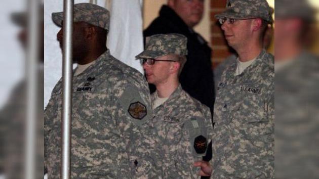 Manning, ¿juzgado por abrir los ojos al público ante la guerra en Irak?