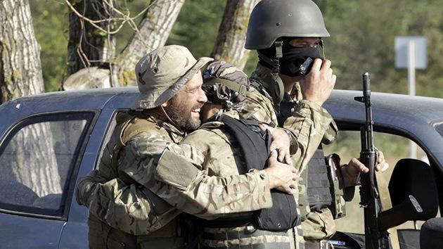 Minuto a minuto: El frágil alto el fuego en el este de Ucrania