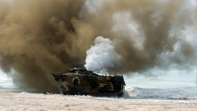 Cuerpo de Marines de EE.UU. planea comprar cientos de vehículos anfibios