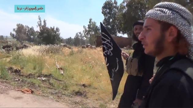 Video: Posible ataque con armas químicas contra el Ejército sirio
