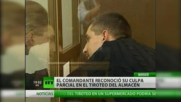 """El 'policía asesino' reconoció su culpabilidad """"parcialmente"""""""