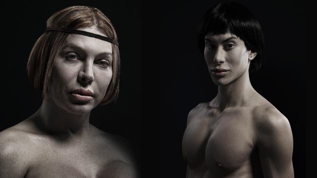 Un Renacimiento de Botox y bisturí, en una exposición de fotos