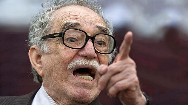 El Nobel Gabriel García Márquez padece demencia senil