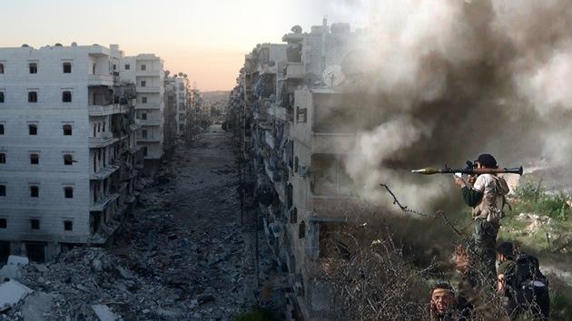 ¿Por qué las élites mundiales necesitan la guerra prefabricada de Siria?